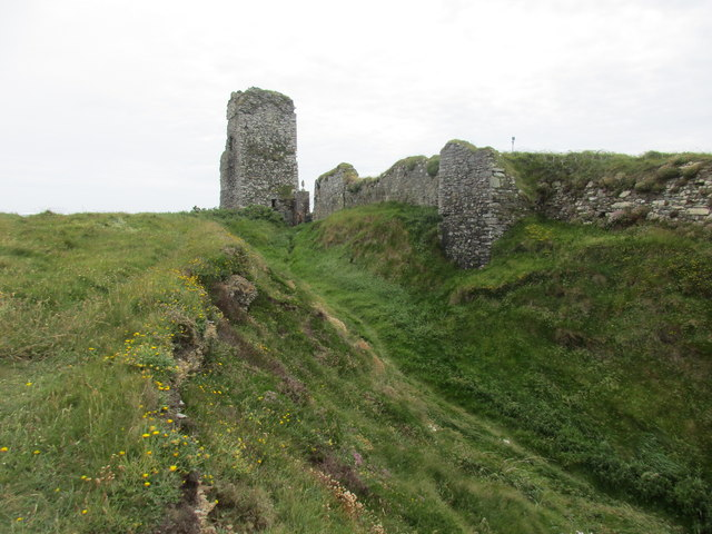Fortifications and Tower, Old Head of Kinsale