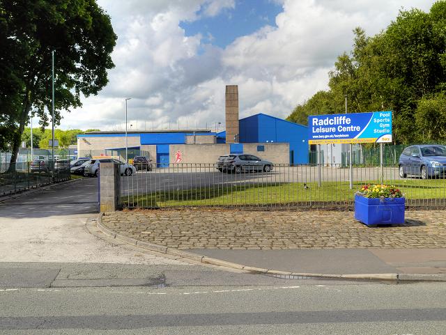 New Leisure Centre David Dixon Geograph Britain And Ireland