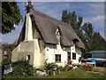 TL0763 : Thatched Cottage by Dave Thompson