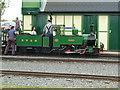SP0446 : Evesham Vale Light Railway - St Egwin by Chris Allen