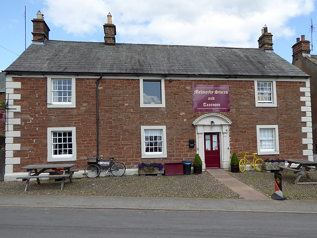 Melmerby Stores And Tea Room