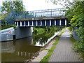 SJ8743 : Michelin Bridge No 108A by Mat Fascione