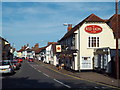 TM1215 : The Red Lion, St. Osyth by Malc McDonald