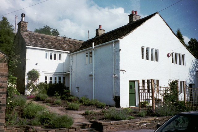 Front of Greystones Farmhouse