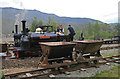 NY3224 : Quarry railway by Chris Allen