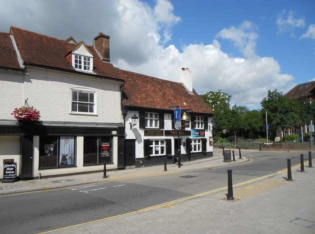 High Wycombe: The Bell