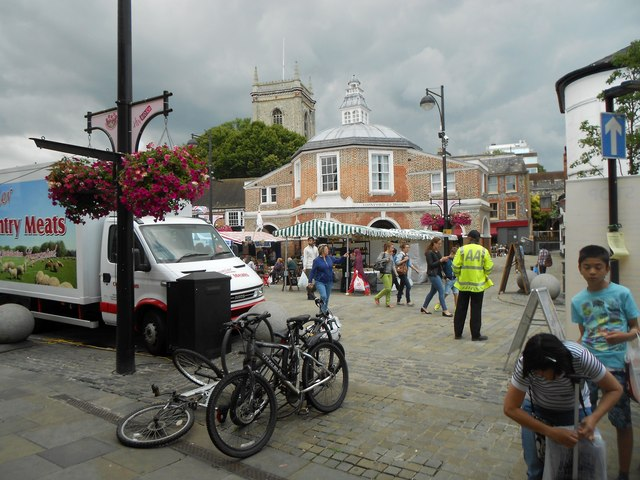 High Wycombe: The Little Market House