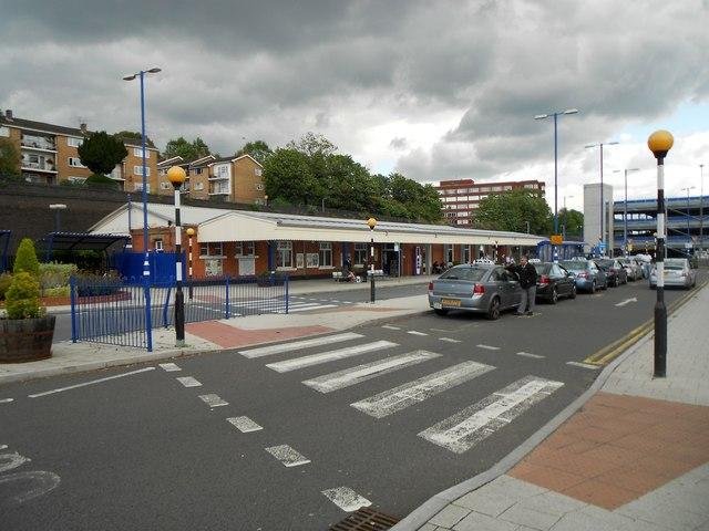 High Wycombe railway station