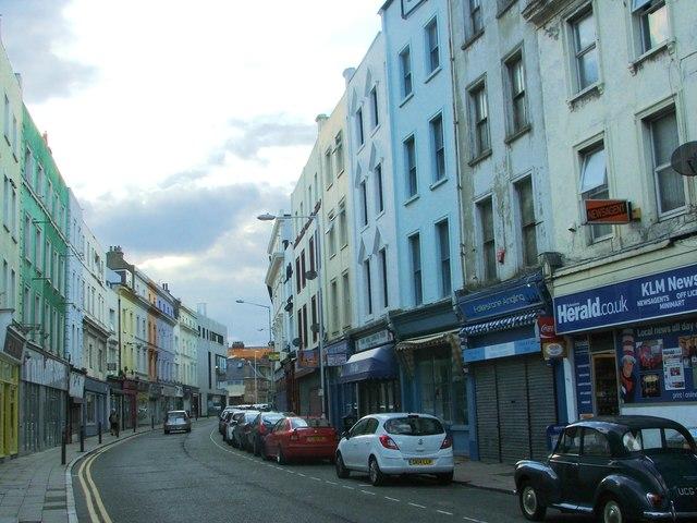 Tontine Street Folkestone Chris Whippet Cc By Sa 2 0