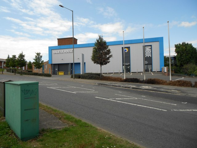 High Wycombe: Halifax House on the Cressex Industrial Estate
