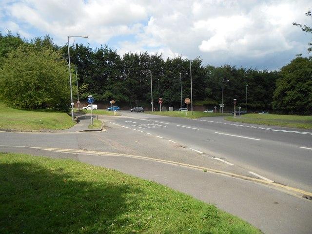 High Wycombe: Daws Hill Lane