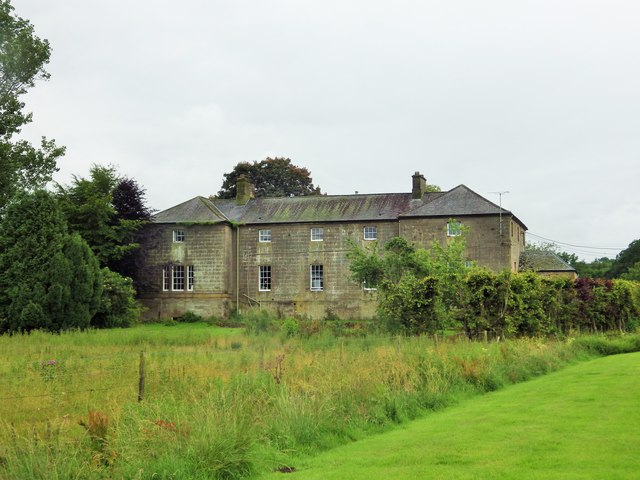 Kirkharle Hall