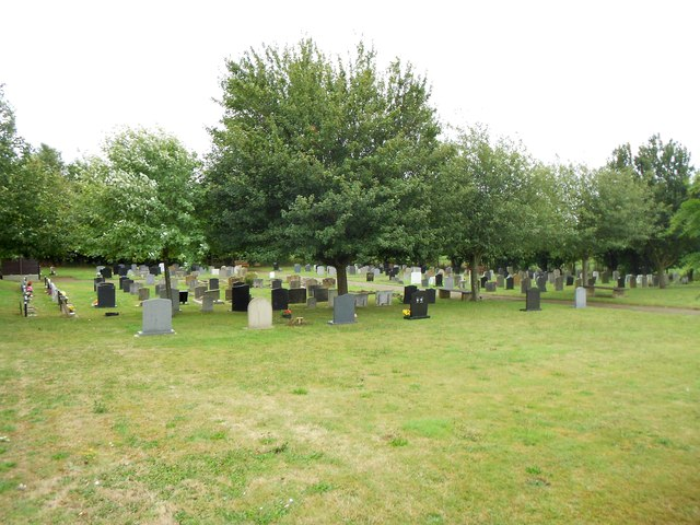 Bodicote Cemetery