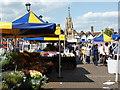 SP1954 : Market - Stratford upon Avon : Week 30