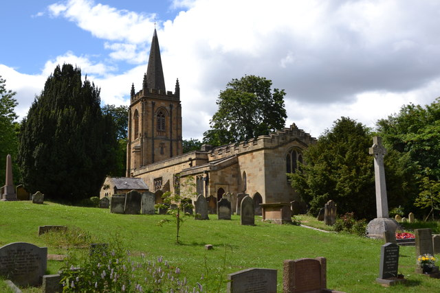 Church of St. Cuthbert, Ormesby