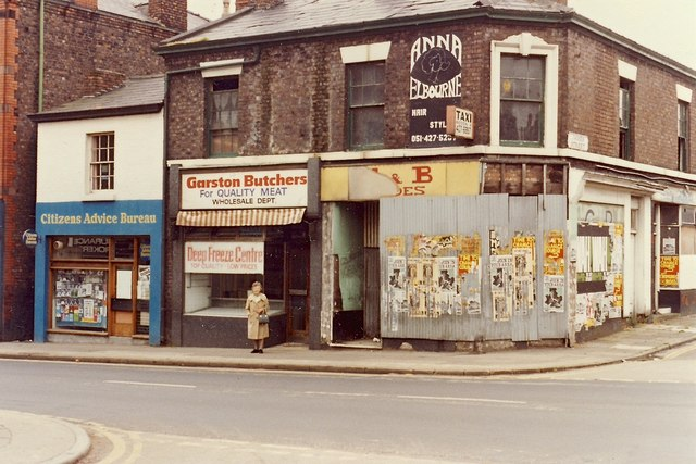 Cake Shop Liverpool Old Swan