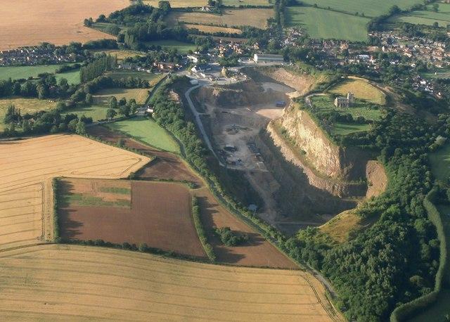 Breedon Hill Quarry