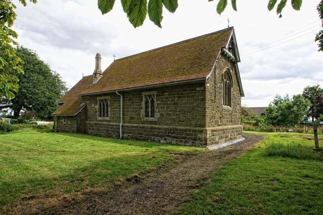 The Church of St Wilfrid, Thornton