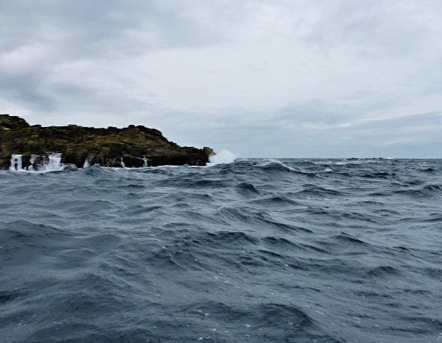 Little Rocks, north