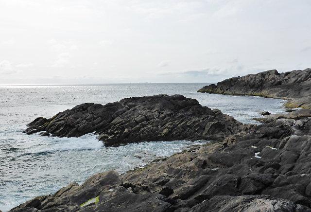 Horsanish coastline