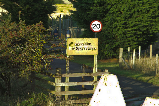 Eastmere sign