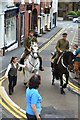 SK0043 : War horses in Cross Street : Week 32