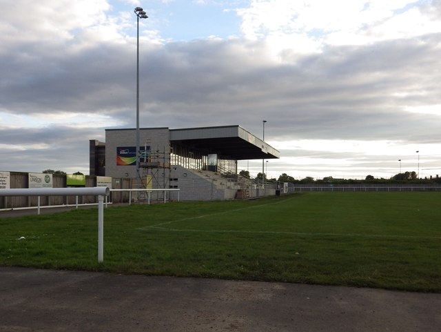 New Stand for a New Season, Ashington Community FC