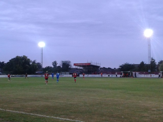North Road Home Ground of Brightlingsea Regent FC