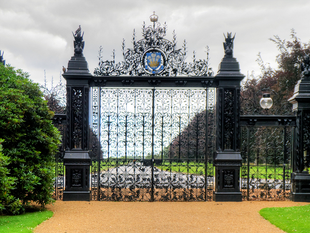 Sandringham, The Norwich Gates