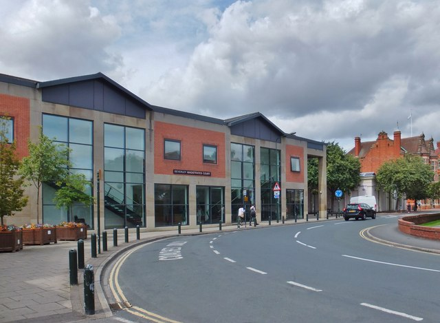 Image result for Beverley Magistrates' Court