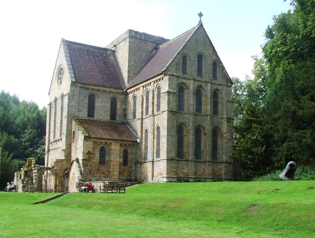 Brinkburn Priory