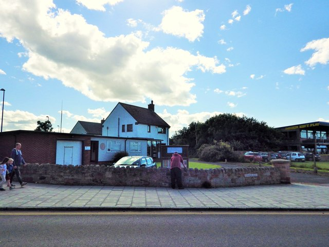Coastguard Station, Seahouses