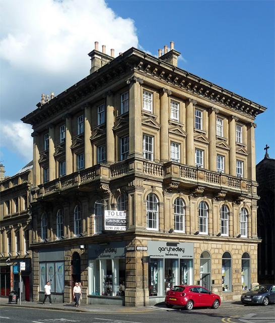 Former Bank Building, St Nicholas' Square
