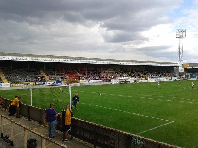 Jakeman Stadium, York Road