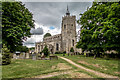 TL5866 : St Mary's Church Burwell by Kim Fyson