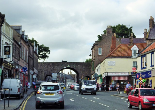 Marygate, Berwick upon Tweed