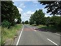 TL1636 : Hitchin Road (B659) by JThomas