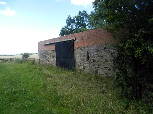 A Covenanters' guard house