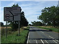 TL1642 : B658 towards Shefford by JThomas