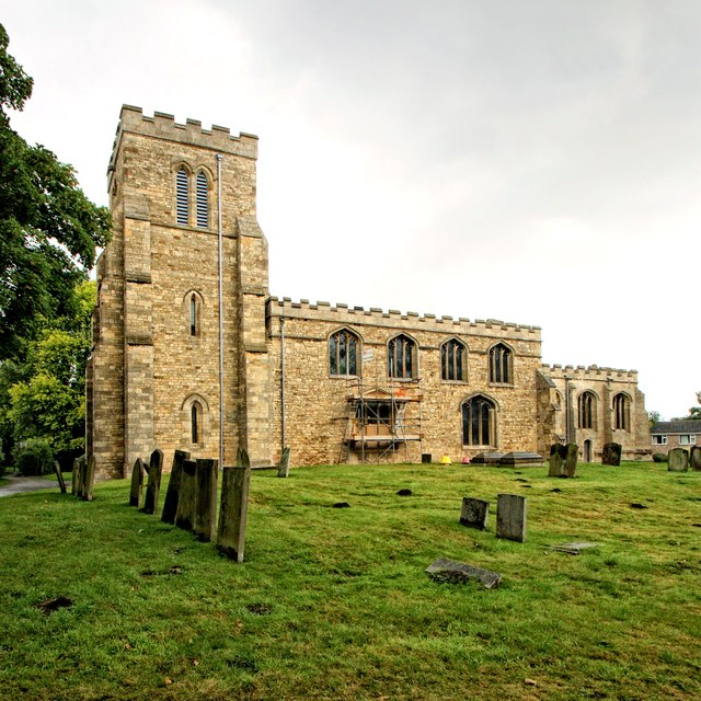 The Church of St Botolph, Saxilby-with-Ingleby
