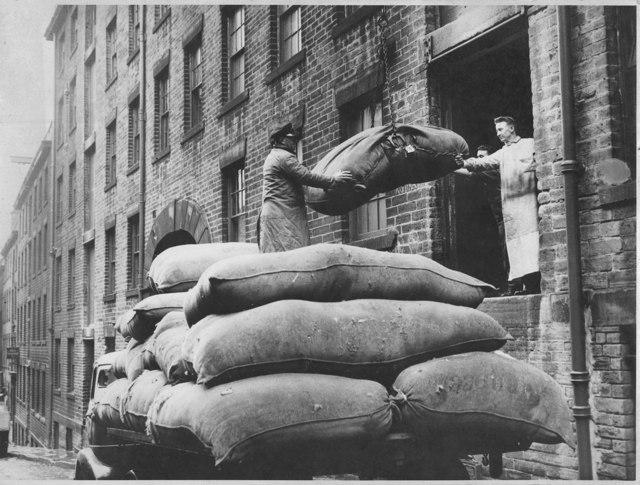 Edwin Greenhough Ltd, Wool Merchants and Top Makers