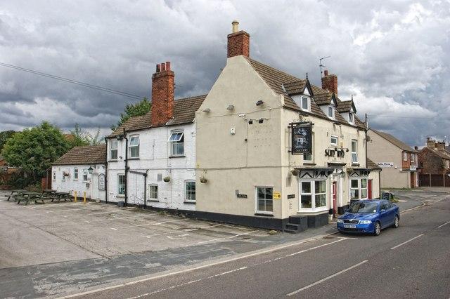 London Road, Saxilby