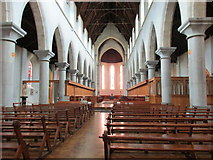 S0990 : Interior of the Abbey Church by Jonathan Thacker