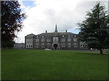 S0990 : Ciustercian College Roscrea. main building by Jonathan Thacker