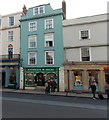 SP5106 : Antiques on High, Oxford by Jaggery