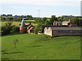 SO6751 : Oast House at Lower House Farm, Stanford Bishop by Oast House Archive