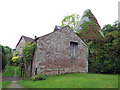 SO5949 : Oast House at Upper Court, Ullingswick by Oast House Archive