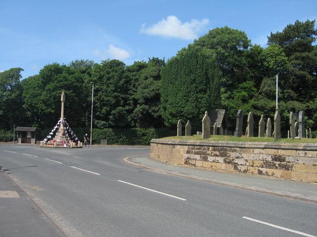 Halsall War Memorial