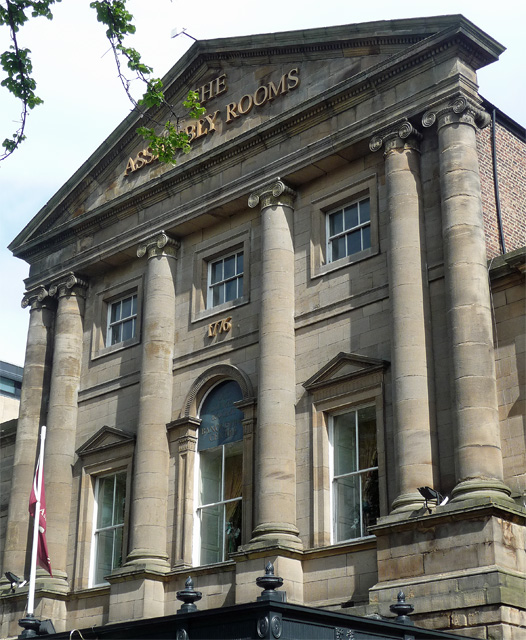 Assembly Rooms, Newcastle