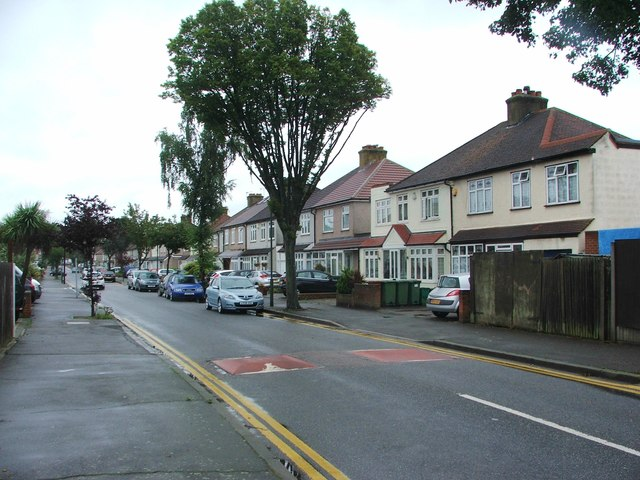 Holmesdale Road, Bexleyheath